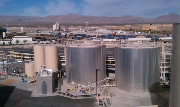 4 MMGY Biodiesel Plant - Nevada, USA